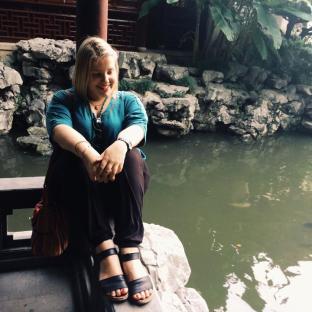 Shanghai-YuGarden Portrait