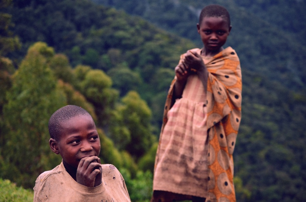 Faces of Bwindi Impenetrable National Park