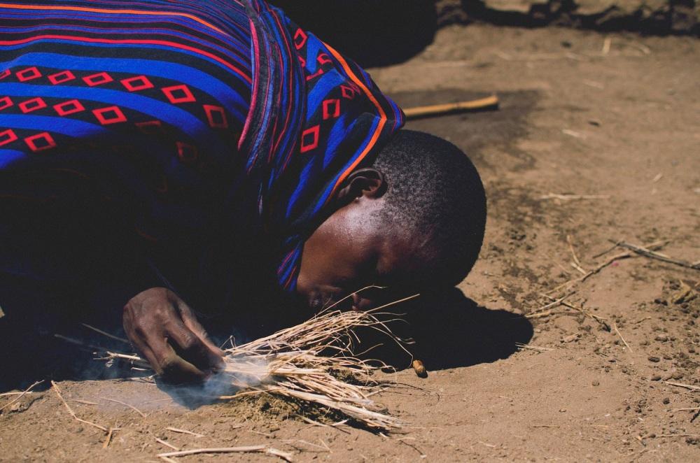 Maasai Fire