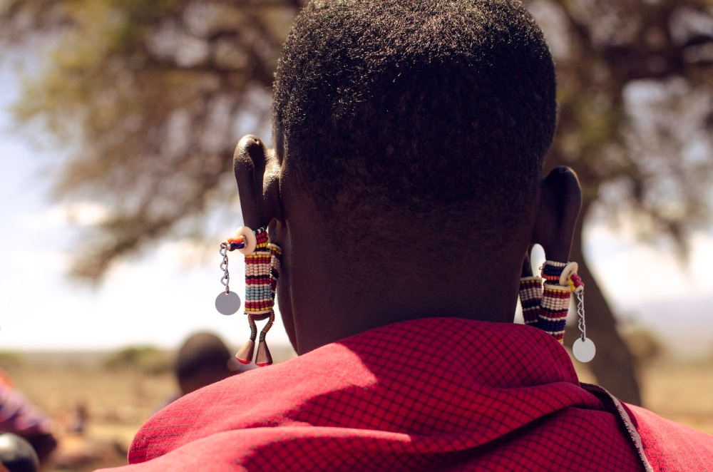 Masai Earrings