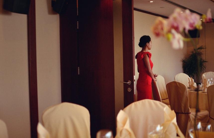 A Wedding Dinner