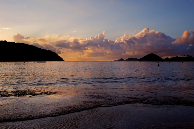 Clearwater Bay Second Beach Sunrise