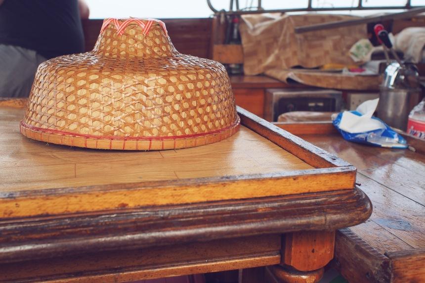Sampan Hat