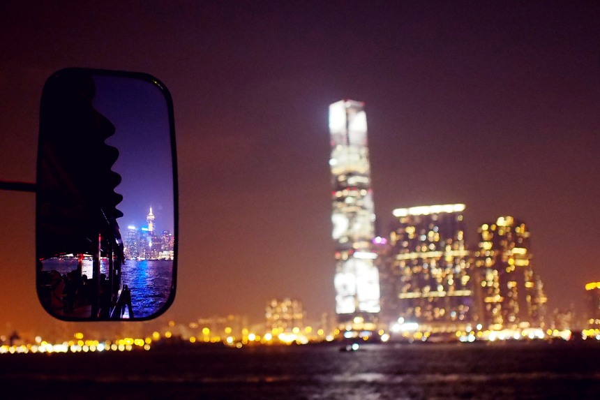 Hong Kong in my Rearview Mirror