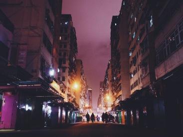 Fa Yuen Street Stalls